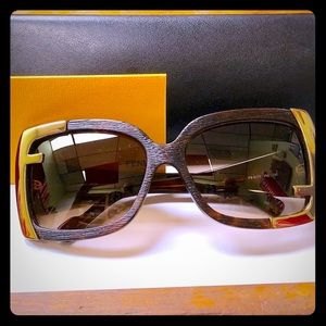 Women's Fendi FS 5117 Sunglasses